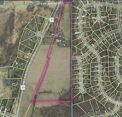 Waukesha Residential Lots & Land For Sale: W270s1990 Merrill Hills Rd