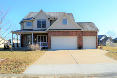 Pleasant Prairie WI Single Family Home For Sale: $355,000