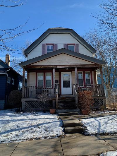 West Allis Two Family Home Active Contingent With Offer: 2244 S 55th St