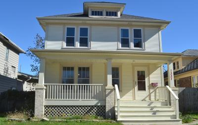 Racine Single Family Home For Sale: 1337 Cleveland Ave