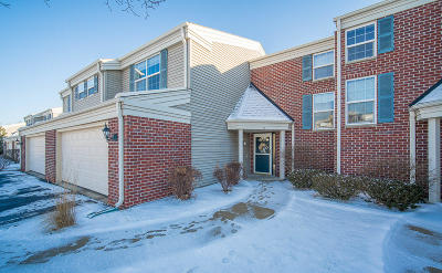 Pewaukee Condo/Townhouse Active Contingent With Offer: N15w26510 Golf View Ln #D