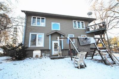 Mukwonago WI Single Family Home Active Contingent With Offer: $239,900