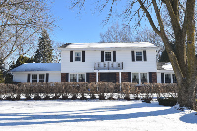 Brookfield Single Family Home Active Contingent With Offer: 2130 Michelle Dr