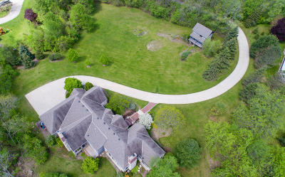 Town Richfield, Village Richfield, Hubertus, Colgate Single Family Home For Sale: 1270 Saint Augustine Rd