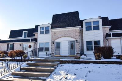 Grafton Condo/Townhouse Active Contingent With Offer: 2057 Chateau Ct