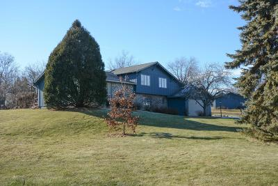 Pleasant Prairie WI Single Family Home For Sale: $398,500
