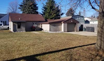 Kenosha Single Family Home For Sale: 5434 63rd Ave
