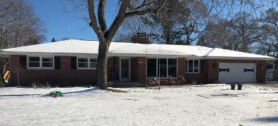 Sheboygan Single Family Home For Sale: 4161 S 14th St
