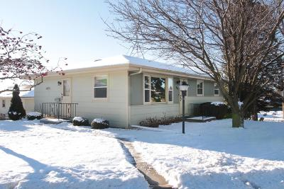 Sheboygan Falls Single Family Home Active Contingent With Offer: 967 Fond Du Lac Ave