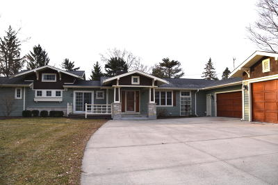 Single Family Home For Sale: 37317 N Silver Circle Dr