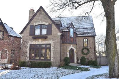 Whitefish Bay Single Family Home Active Contingent With Offer: 409 E Lexington Blvd