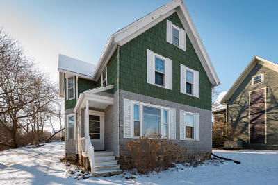 Ozaukee County Two Family Home Active Contingent With Offer: 521 W Grand Ave #523