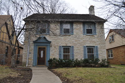 Single Family Home For Sale: 3352 N 46th St
