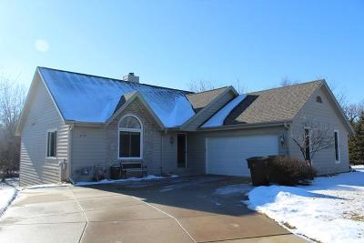Mukwonago Single Family Home For Sale: S63w31459 Valley Ln