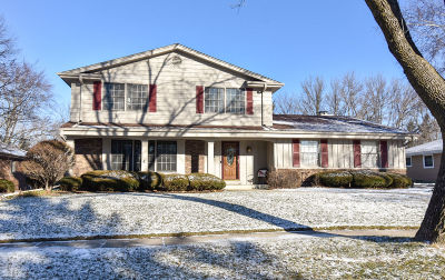 Greendale Single Family Home Active Contingent With Offer: 7020 Horizon Dr