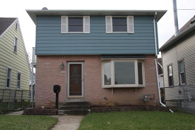 South Milwaukee Single Family Home Active Contingent With Offer: 1331 Marquette Ave