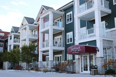 Sheboygan Condo/Townhouse For Sale: 832 N 6th St #303