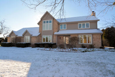 Mequon Single Family Home For Sale: 4413 W Meadow Cir E
