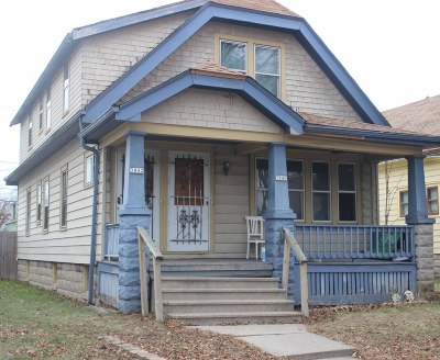 Milwaukee Two Family Home For Sale: 3840 N 6th St #3842