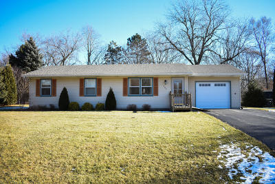 Eagle Single Family Home Active Contingent With Offer: 204 N Parkview Dr