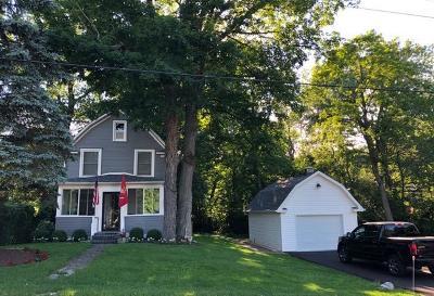 Fontana Single Family Home For Sale: 170 N Lake Shore Dr