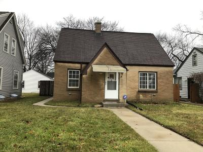 Single Family Home For Sale: 4363 N 54th St