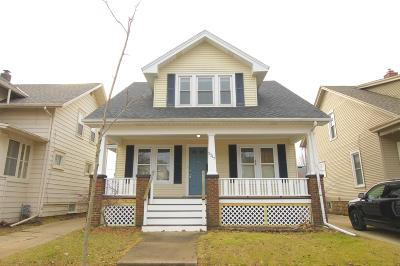 Racine Single Family Home Active Contingent With Offer: 3217 Wright Ave