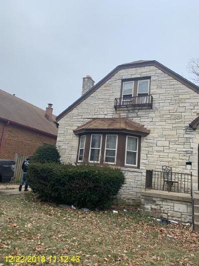 Single Family Home For Sale: 4579 N 24th St