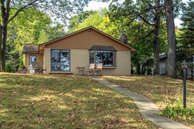 Jefferson County Single Family Home Active Contingent With Offer: N6668 Shorewood Hills Rd