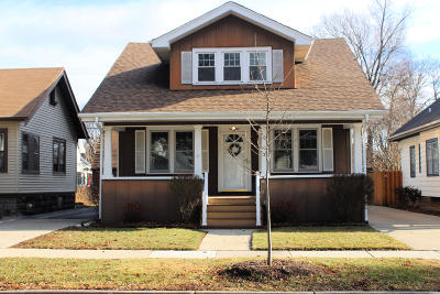 Wauwatosa Two Family Home Active Contingent With Offer: 324 N 70th St