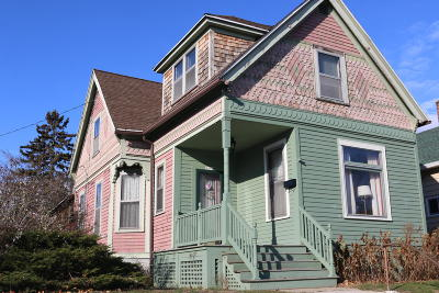 Sheboygan Single Family Home For Sale: 1610 S 11th St