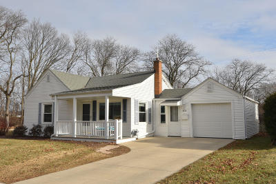 Glendale Single Family Home Active Contingent With Offer: 4970 N Iroquois Ave