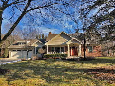 Kohler Single Family Home Active Contingent With Offer: 604 Pine Cir