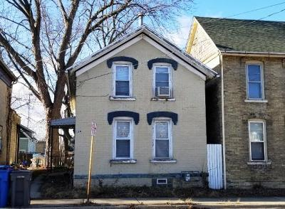 Watertown Single Family Home For Sale: 314 N 4th St