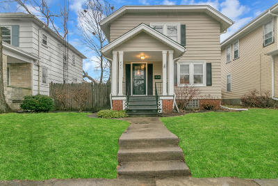 Racine Single Family Home Active Contingent With Offer: 826 Hayes Ave