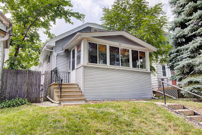 Single Family Home For Sale: 633 S 60th St