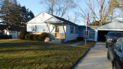Glendale Single Family Home For Sale: 2924 W Rochelle Ave