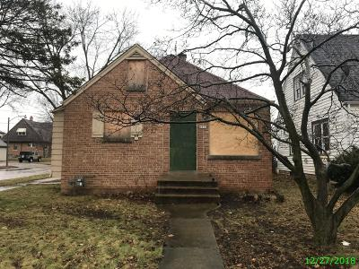 Single Family Home For Sale: 4876 N 41st St