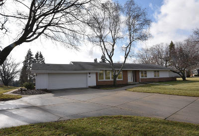 New Berlin Single Family Home Active Contingent With Offer: 13855 W Elizabeth Ct