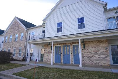 Waukesha Condo/Townhouse Active Contingent With Offer: 2720 Northview Rd #30