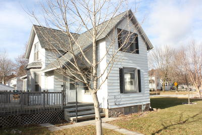 Plymouth Single Family Home For Sale: 224 North St