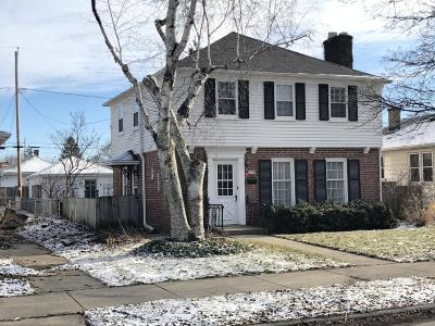 Racine Single Family Home Active Contingent With Offer: 2029 Quincy Ave