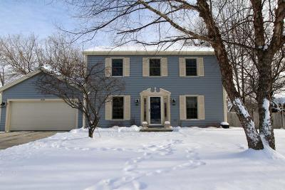 Saukville Single Family Home Active Contingent With Offer: 630 N Dries St