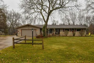 New Berlin Single Family Home Active Contingent With Offer: 14901 W Rogers Dr