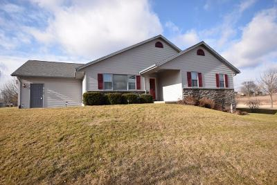 West Bend Single Family Home Active Contingent With Offer: 544 Hargrove St