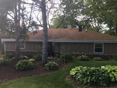 East Troy Single Family Home For Sale: W2216 Wilmers Grove Rd