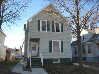 Racine Multi Family Home For Sale: 1644 Boyd Ave