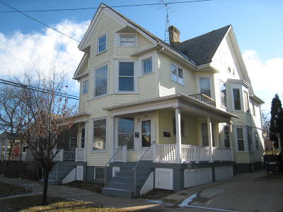 Racine Multi Family Home For Sale: 311 Eleventh St