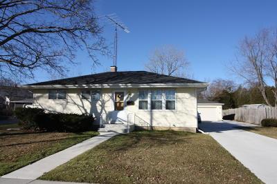 Racine Single Family Home For Sale: 2908 Maryland