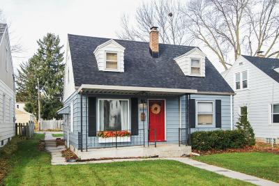 Single Family Home For Sale: 3429 N 90th St